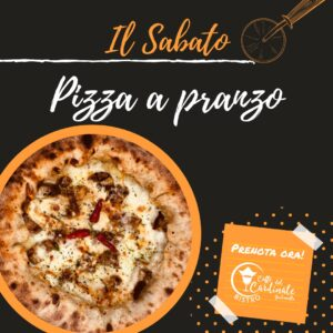 Sabato Pizza!